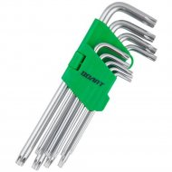 Набор ключей «Волат» Torx T10-T50 9шт.