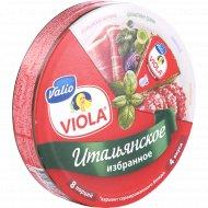 Сыр плавленый «Viola» итальянское избранное, 45%, 130 г