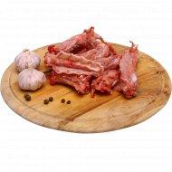 Мясо кролика «Суповой набор» охлажденное, 1 кг., фасовка 0.6-0.8 кг