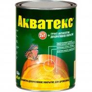 Антисептик для древесины «Акватекс» ваниль, 800 мл