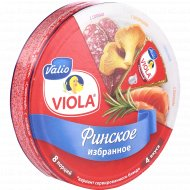 Сыр плавленый «Viola» финское избранное, 45%, 130 г