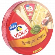 Сыр плавленый «Viola» четыре сыра, 45%, 130 г