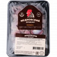 Мышечные желудки цыплят-бройлеров охлажденные, 550 г.