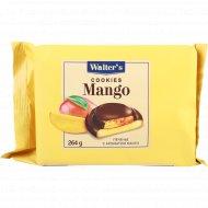 Печенье «Walter's» с ароматом манго, 264 г.