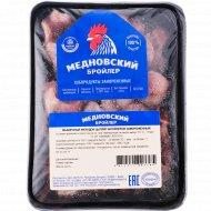 Мышечные желудки цыплят-бройлеров замороженные, 550 г.