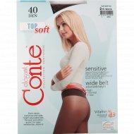 Колготки женские «Conte» Sensitive 40 den, mocca.