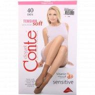 Носки женские «Conte»Tension 40 den, 1 пара.