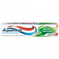 Зубная паста «Aquafresh» мягко-мятная 100 мл