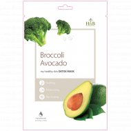 Детокс-маска «HNB» брокколи-авокадо, 21 мл.