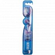Зубная щетка «Oral-B» 3D White Luxe PRO-FLEX» средняя жесткость, 1 шт.
