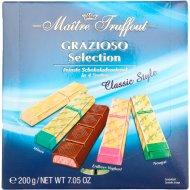 Ассорти мини-батончик «Grazioso Selection Classic style» 200г.