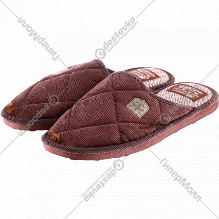Обувь домашняя мужская «Lucky Land» 3140M-CH-C.
