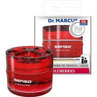 Ароматизатор гелевый «Dr. Marcus» Senso Deluxe Billionare, 50 мл.