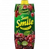 Нектар «Sun Smile» вишня-черешня, 0.75 л.