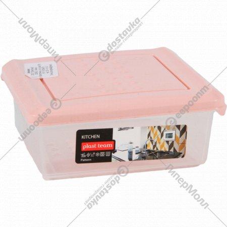 Емкость для хранения продуктов «Patern» квадратная, 0.5 л.