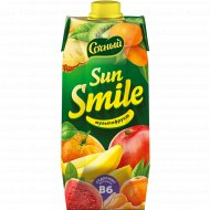 Нектар «Sun Smile» мультифрукт, 750 мл.