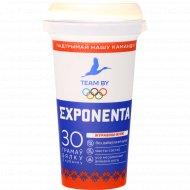 Напиток кисломолочный «Exponenta» клюква-голубика, 250 г.