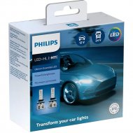 Комплект автоламп «Philips» H11 Ultinon Essential LED, 11362UE2X2, 2 шт