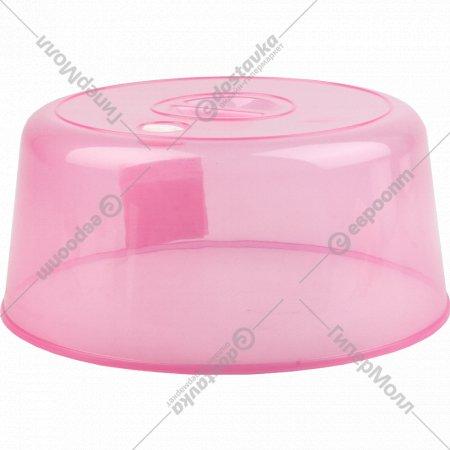Крышка для микроволновой печи пластмассовая 24.7х12 см.