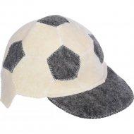 Шапка банная «Hot Pot» Футбольный мяч, 41271, 22х27 см