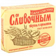 Маргарин «Жар печка» для выпечки, 60%, 180 г