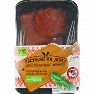 Полуфабрикат из говядины «Ромштекс» охлажденный, 700 г.