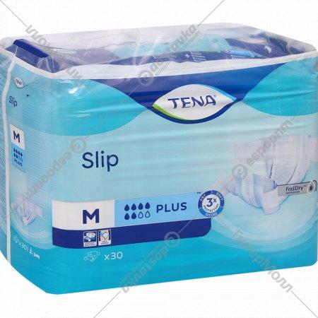 Подгузники для взрослых «Tena» размер М, 70-120 см, 30 шт.