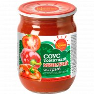 Соус томатный «Минский» Острый, 0.5 л.
