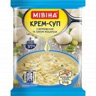 Крем-суп с вермишелью и сыром «Мивина» 67 г.