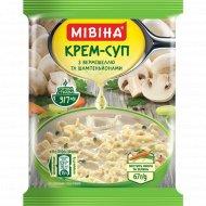 Крем-суп с вермишелью и шампиньенами «Мивина» 67 г.