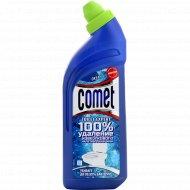 Средство для чистки и мытья унитазов «Comet» океан, 450 мл.