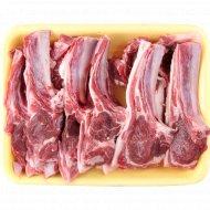 Полуфабрикат мясной «Корейка баранья», Халяль, 1 кг., фасовка 0.5-0.6 кг