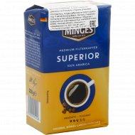 Кофе натуральный молотый с кофеином «Minges Superior» 250 г.