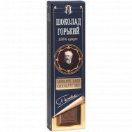 Шоколад горький 100% «Томер» 30 г