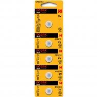 Элемент питания «Kodak» Ultra Lithium CR2016, 1 шт.