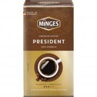 Кофе молотый «Minges President» 250 г.