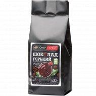 Горький шоколад «Томер» капли, без сахара, 400 г
