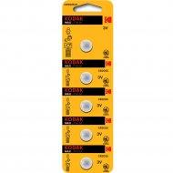 Элемент питания «Kodak» Ultra Lithium CR2025, 1 шт.