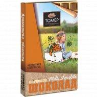 Шоколад молочный «Томер» с ароматной облепихой, 115 г