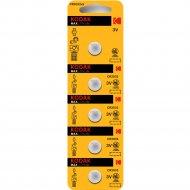 Элемент питания «Kodak» Ultra Lithium CR2032, 1 шт.