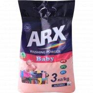 Стиральный порошок «Arx» автомат, для детского белья, 3 кг.