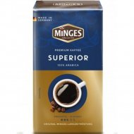 Кофе натуральный молотый с кофеином «Minges Superior» 500 г.