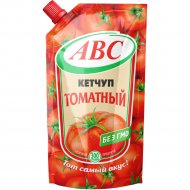 Кетчуп «АВС» томатный, 300 г.