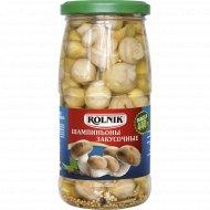 Грибы маринованые шампиньоны «Rolnik» закусочные, 440 г