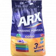 Порошок стиральный «Arx» color automat 3 кг.