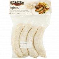 Колбаски свиные «Тюрингские» замороженные, 1 кг., фасовка 0.4-0.49 кг