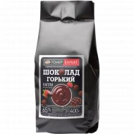 Горький шоколад «Томер» капли, 400 г