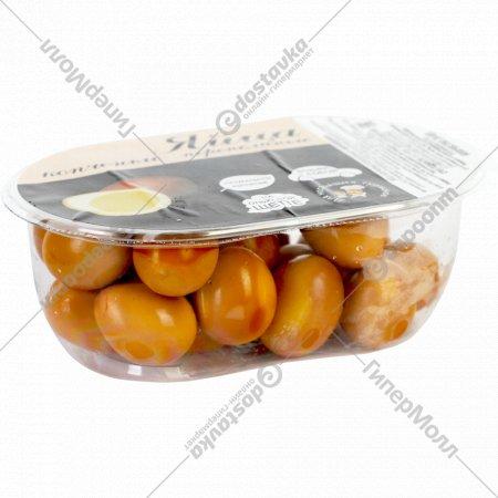 Яйца перепелиные «Молодецкие» копченые 20 шт.