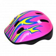 Шлем для велосипедов, роликов, самокатов регулируемый.