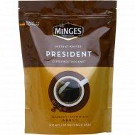 Кофе натуральный растворимый сублимированный «Minges President» 200 г.